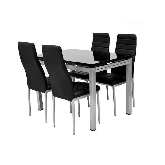 Table Et Chaises Pas Cher Cdiscount