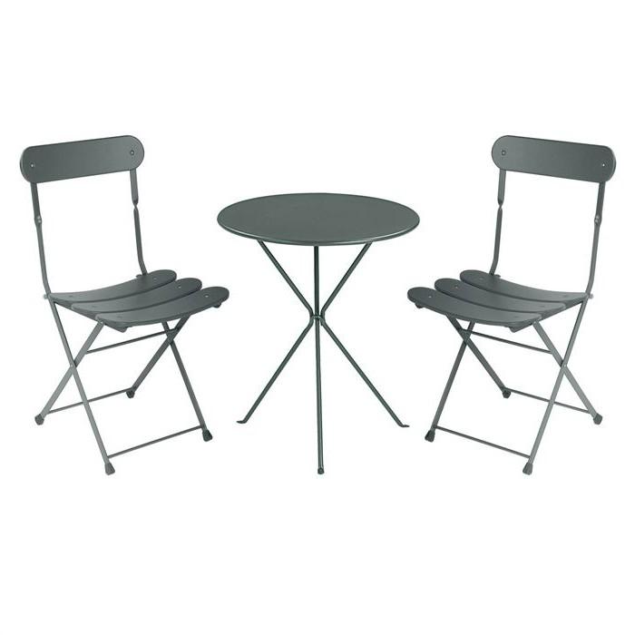 Table Pliante Chaises Intégrées Pas Cher
