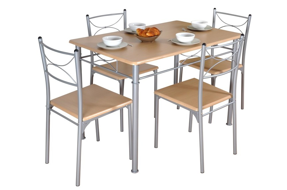 Table plus chaise cuisine pas cher chaise id es de for Table plus chaise de cuisine pas cher