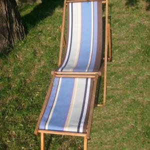 Toile Chaise Longue Au Metre