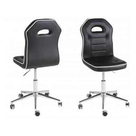 But Chaise De Bureau Blanc