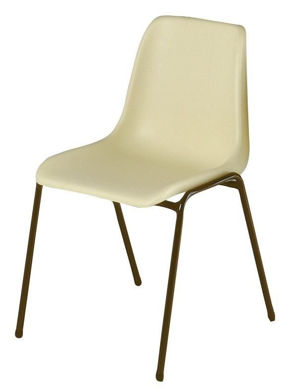 Chaise Coque Plastique Collectivité