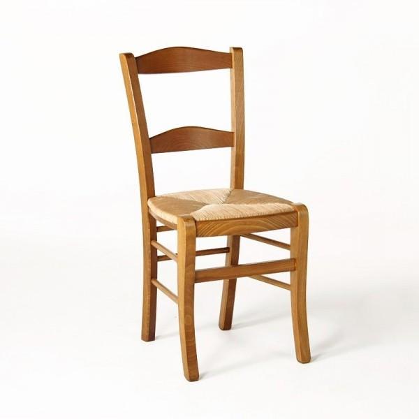Chaise De Cuisine En Bois Rustique