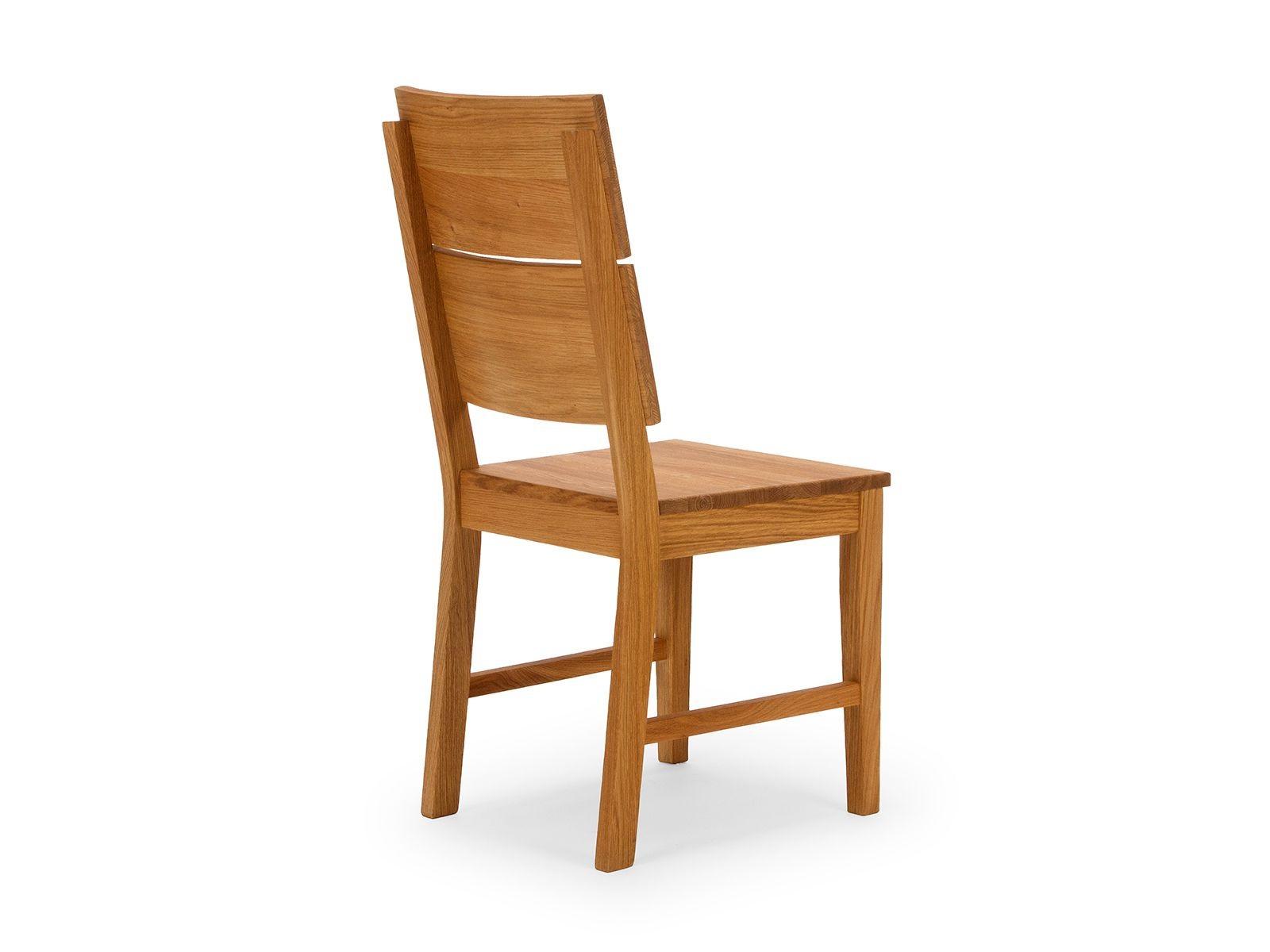 Chaise En Chene Huilé
