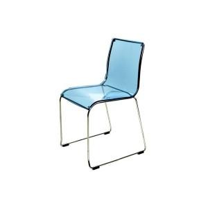 Chaise En Plexiglas Design