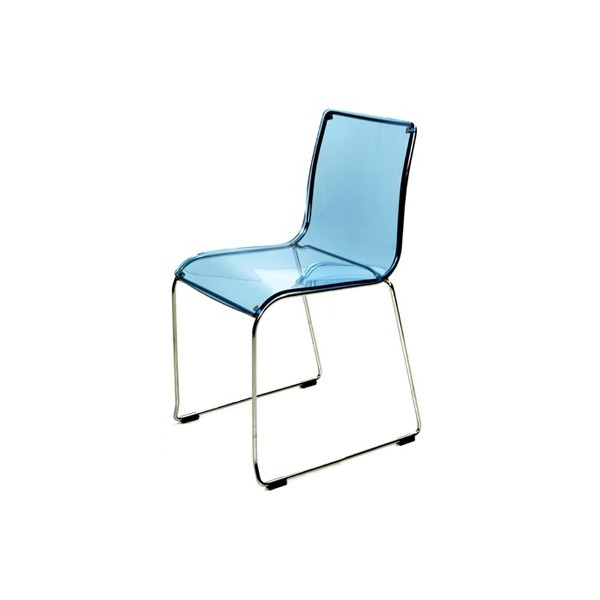 Chaise en plexiglas design chaise id es de d coration for Chaise en plexiglass
