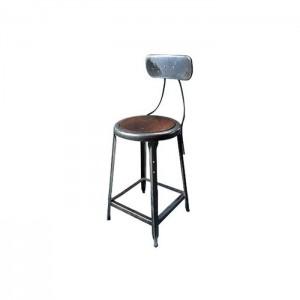 Canap cuir style industriel canap id es de d coration de maison a6ly01 - Chaise type industriel ...