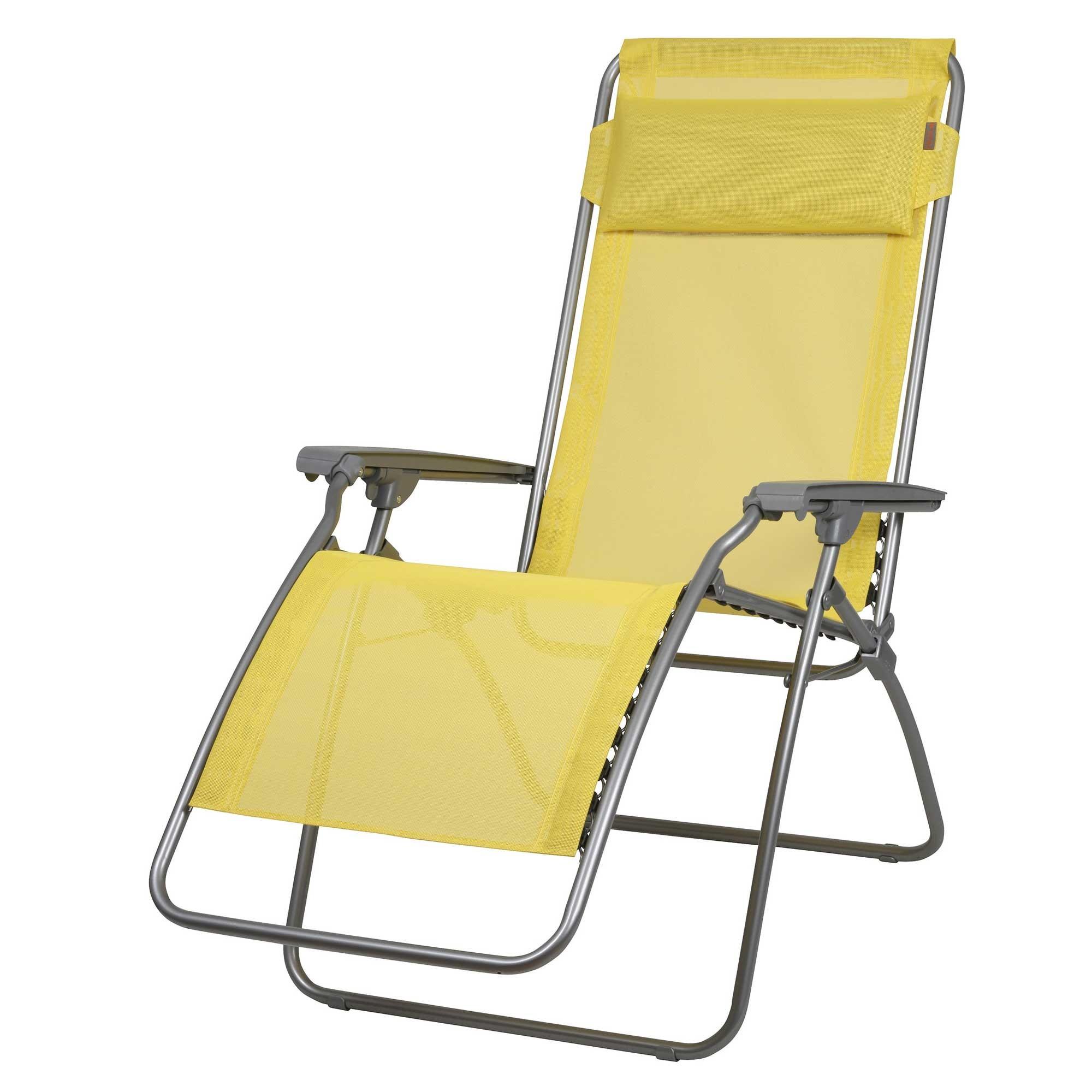 Chaise Longue Pliante D'intérieur