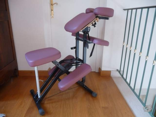 Chaise Massage Assis Freedom