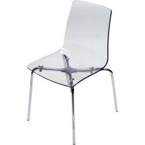 Chaise design plastique et bois chaise id es de d coration de maison 1pl - Chaise design italien ...