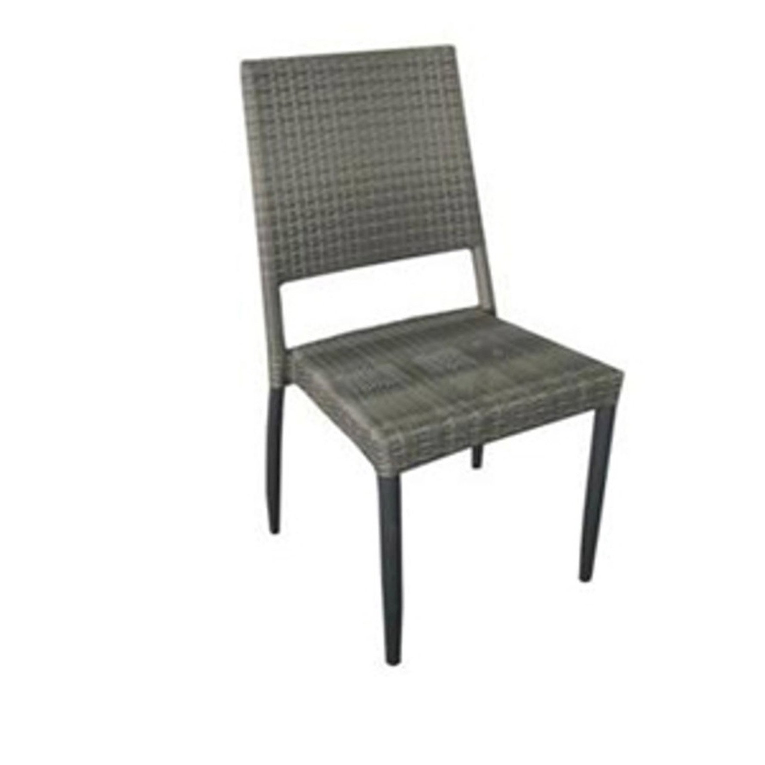 Chaise Resine Tressee Leroy Merlin