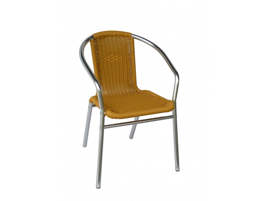 Chaise Terrasse Tressé