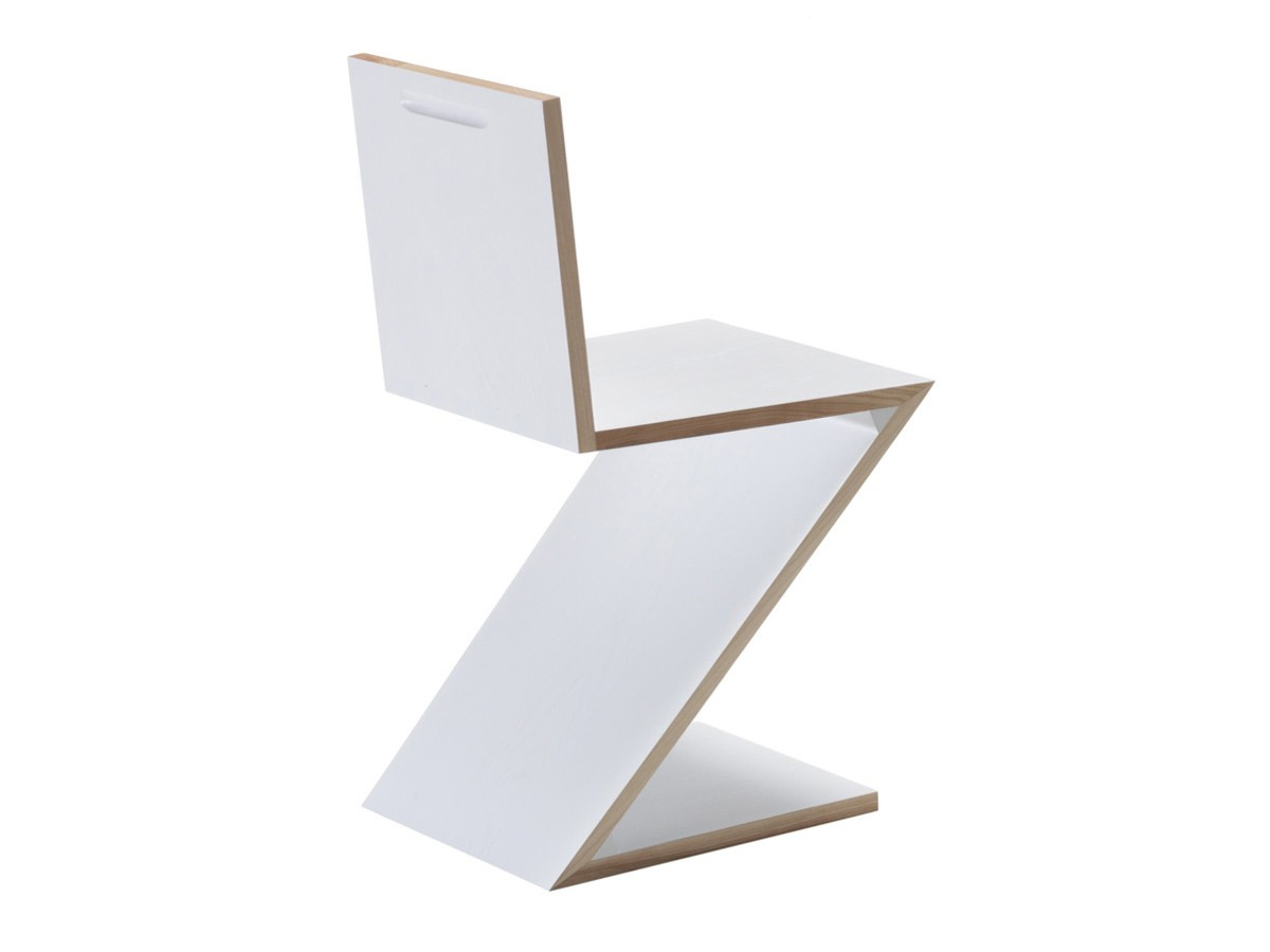 Chaise Zig Zag Dimensions