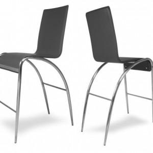 chaises hautes design pour cuisine chaise id es de d coration de maison xadnezqllg. Black Bedroom Furniture Sets. Home Design Ideas