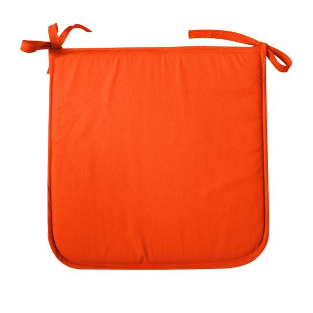 Galette De Chaises Orange