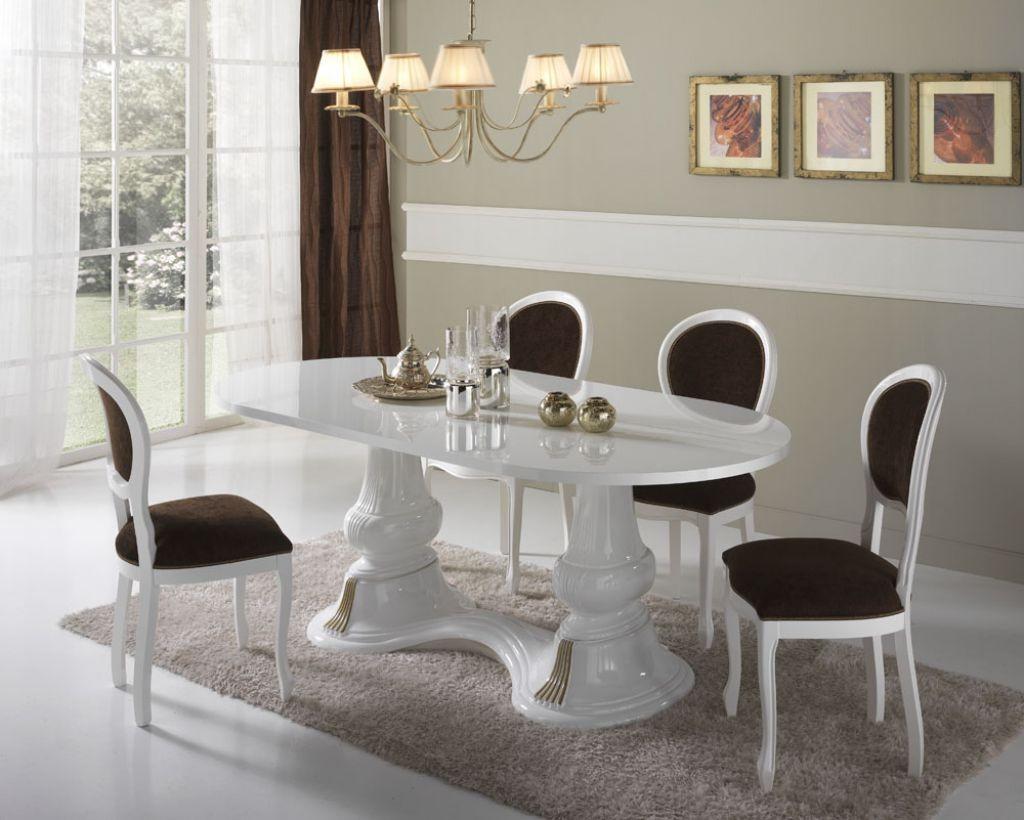Table Et Chaise De Salle A Manger Design