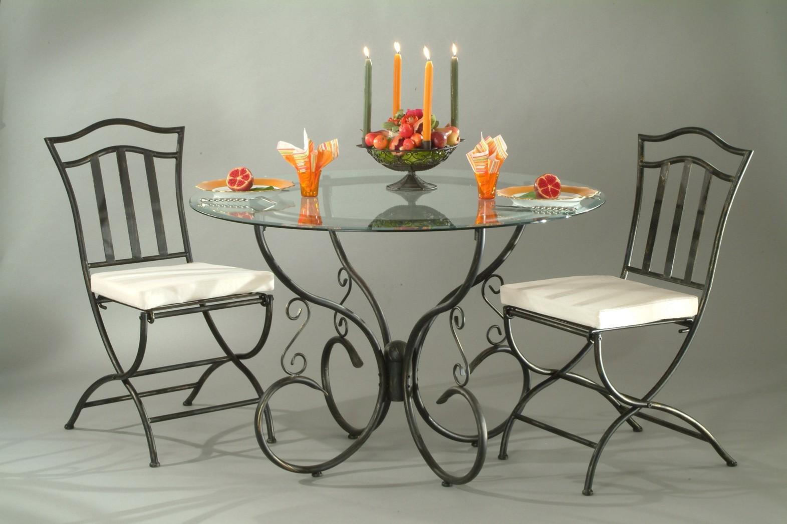 Table Et Chaise De Salle A Manger En Fer Forgé Chaise Idées de Décoration de Maison DZn5JxPLXz