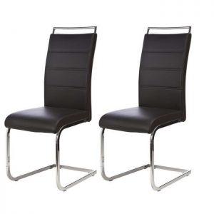 chaise salle a manger design noir chaise id es de. Black Bedroom Furniture Sets. Home Design Ideas