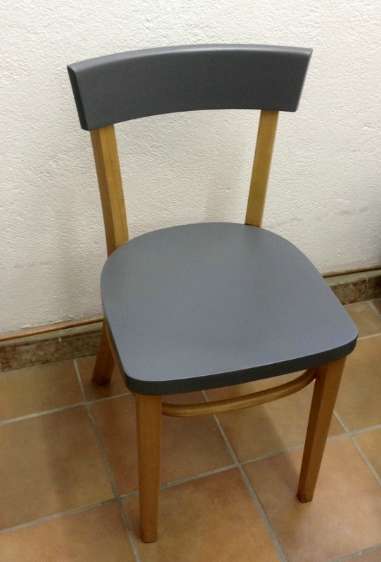 Chaise Bistro Ancienne