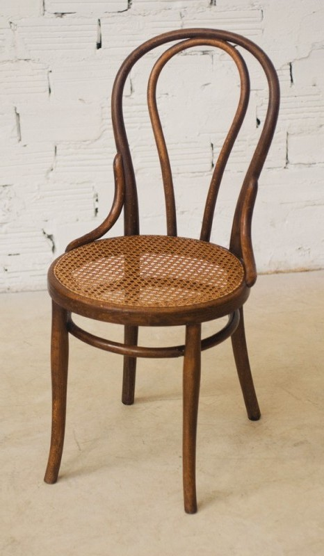Chaise Bistrot Ancienne Authentique