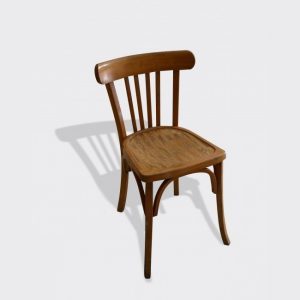 Chaise Bistrot Ancienne Bois