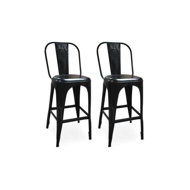 chaise de bar metal industriel chaise id es de d coration de maison lmb8vd9l53. Black Bedroom Furniture Sets. Home Design Ideas