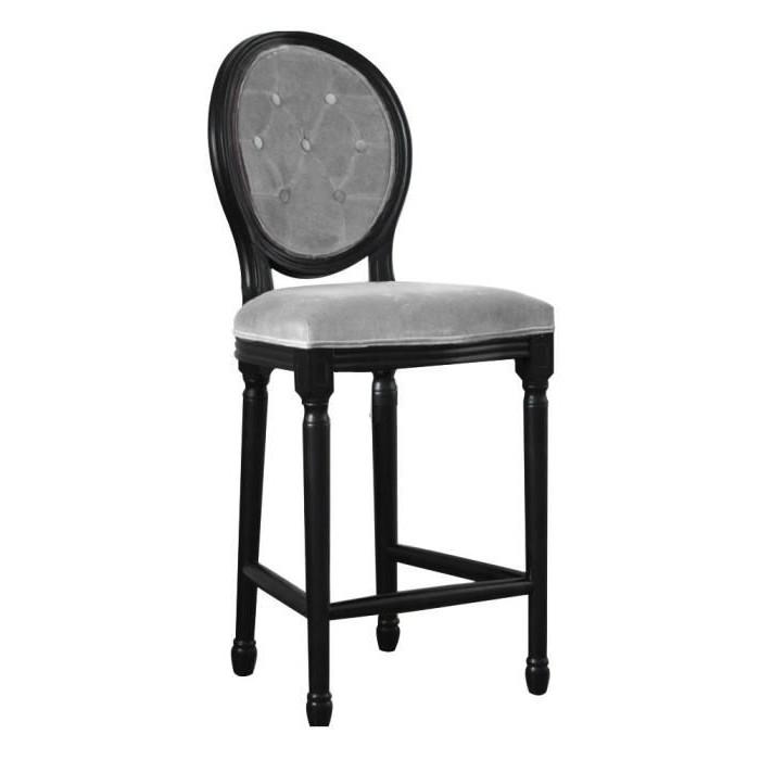 Chaise De Bar Style Baroque