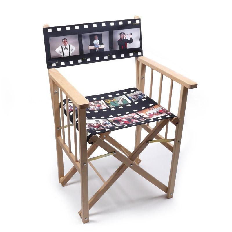 Chaise De Cinema Personnalisé