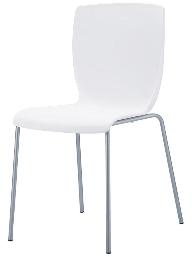Chaise De Cuisine Blanc