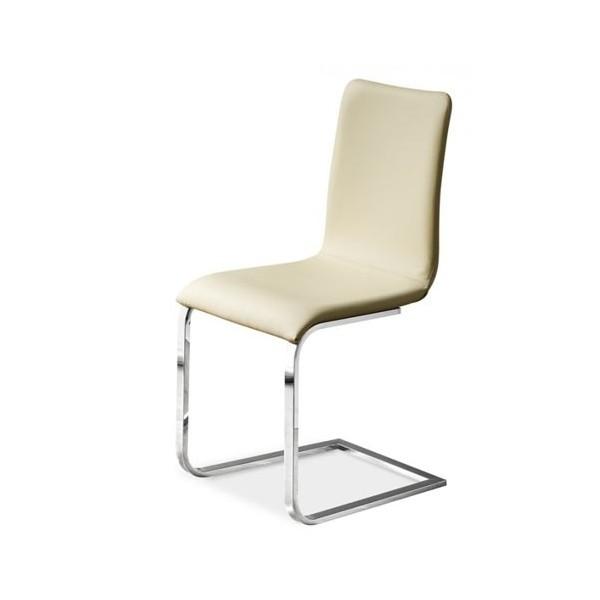 Chaise Design Italien Cuir