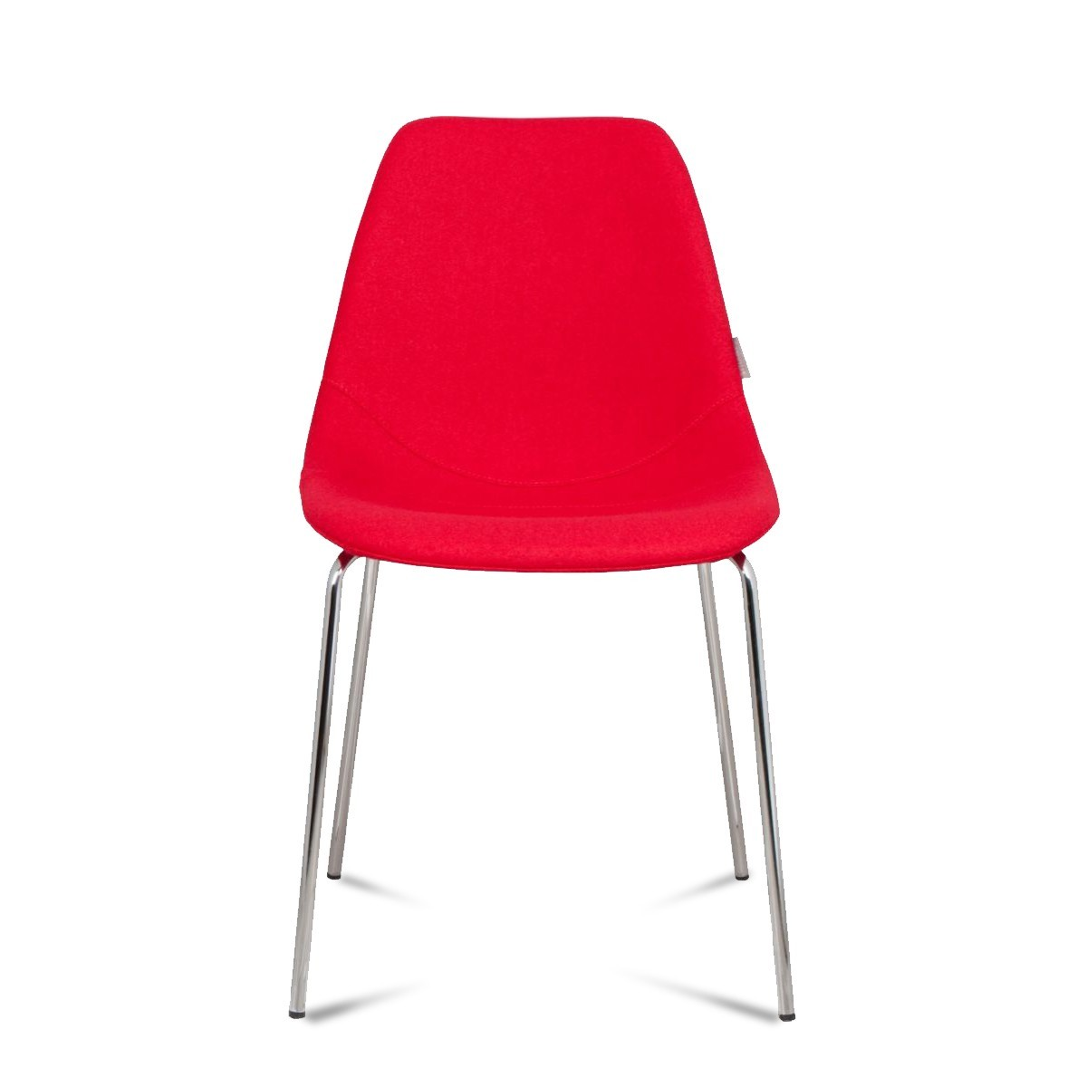 Chaise Design Rouge Salle A Manger