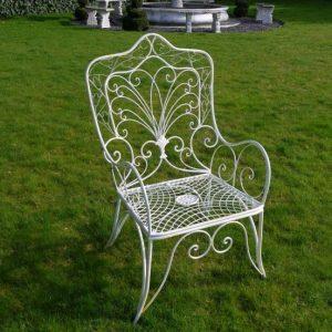 chaise en fer forge chaise id es de d coration de maison vrngd1xl3l. Black Bedroom Furniture Sets. Home Design Ideas
