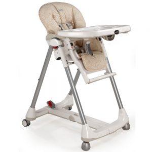 Chaise Haute Inclinable Et Reglable En Hauteur