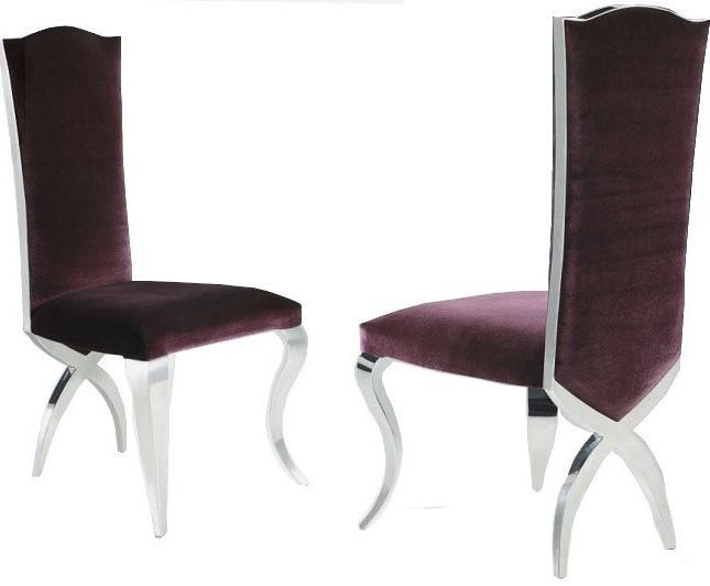 Chaise Italienne Design Cuir