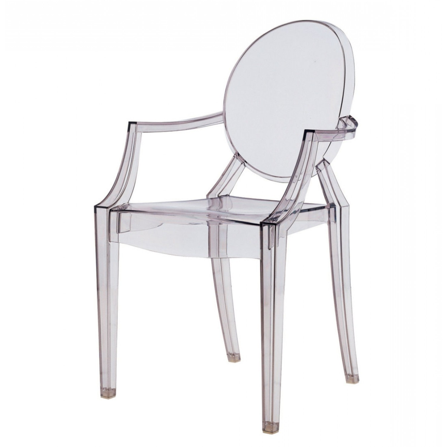 Chaise Kartell Loulou Ghost