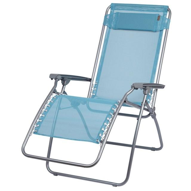 Chaise Longue De Relaxation Lafuma