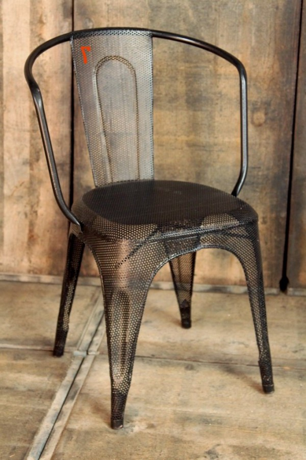 Chaise Metal Industriel Occasion