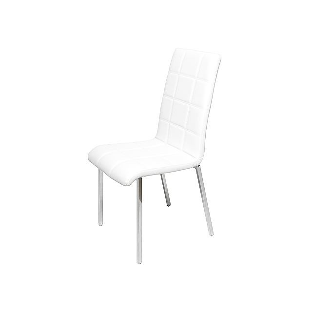 Chaise Moderne Blanche Cdiscount