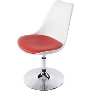 chaise pied tulipe fly chaise id es de d coration de. Black Bedroom Furniture Sets. Home Design Ideas