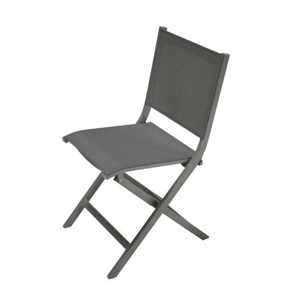 Chaise pliante metal fly chaise id es de d coration de for Chaise pliante fly