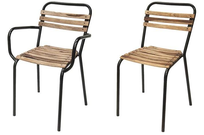 Chaise Pour Terrasse Restaurant