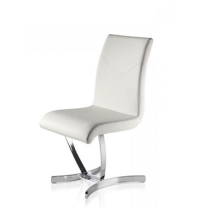 chaise salle a manger blanc chaise id233es de d233coration