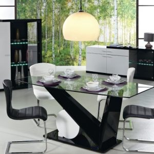 Chaise Salle A Manger Blanche Conforama
