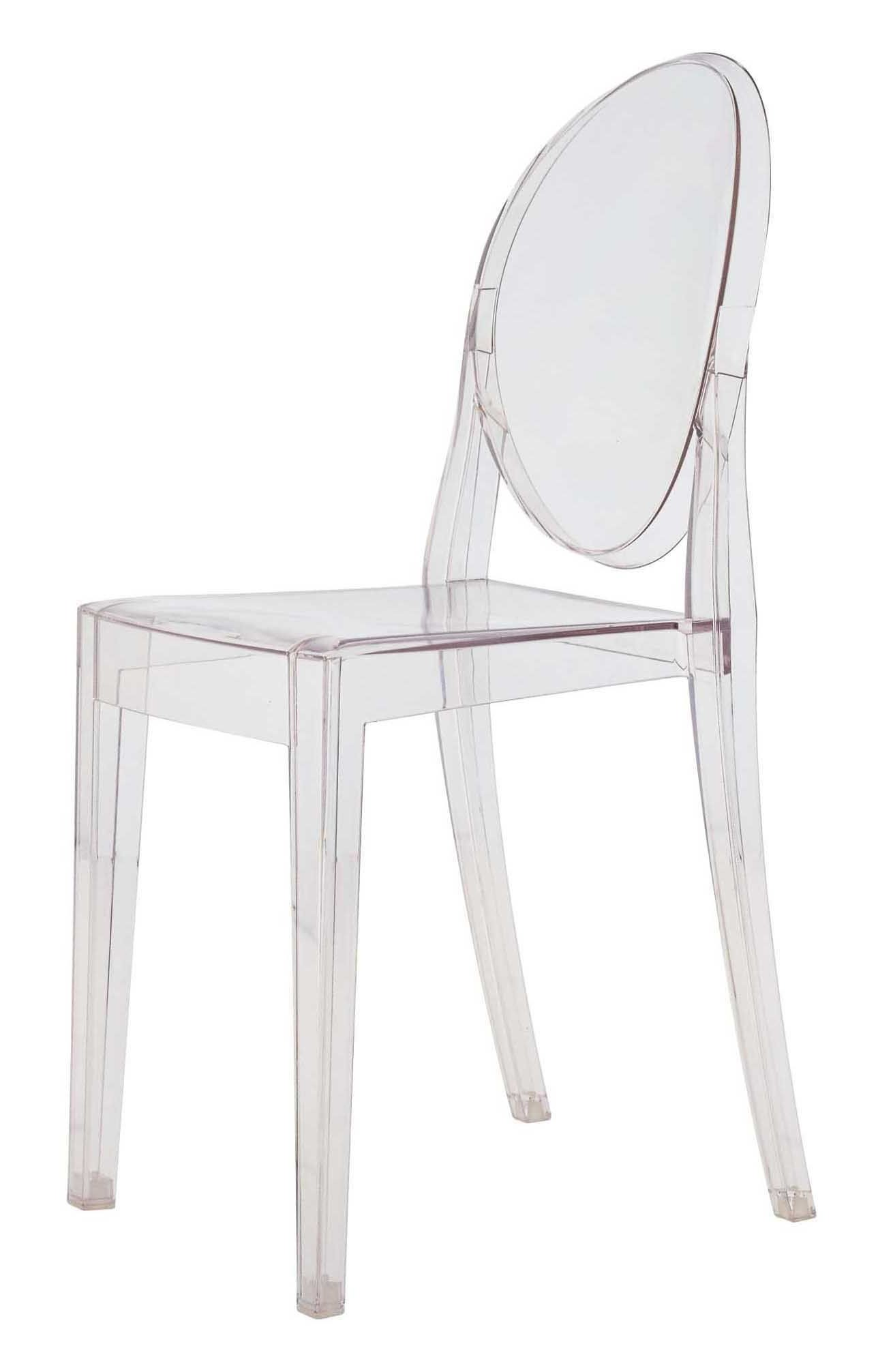 Chaise Starck Kartell Ghost