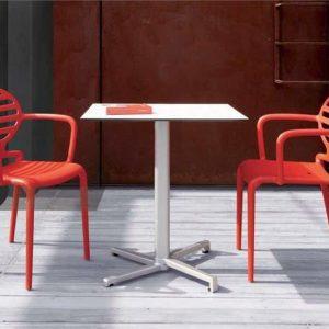Chaise et table pour terrasse restaurant chaise id es for Chaise de terrasse occasion