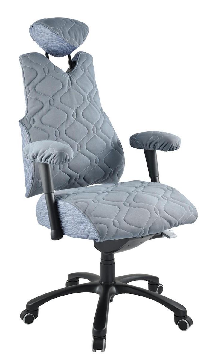 Housse chaise de bureau p6050035jpg chaise bureau sans for Patron pour housse de chaise