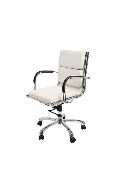 Ikea Chaise Bureau Blanc