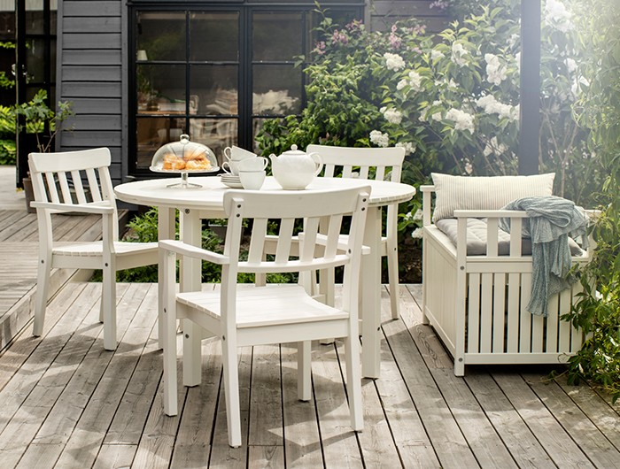 Table Et Chaise Balcon Ikea