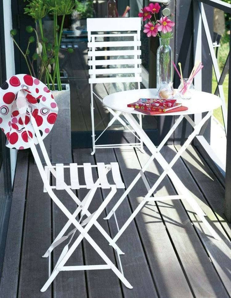 Table Et Chaise De Balcon Ikea