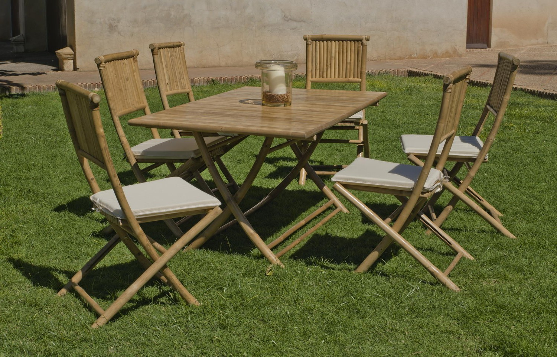 Table Et Chaise Exterieur Bois